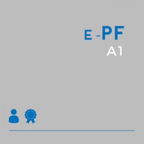 Certificado Digital para Pessoa Física A1 (e-PF A1)