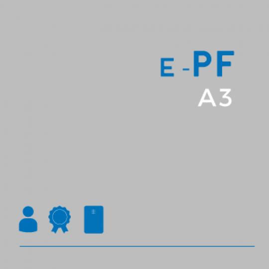 Certificado Digital para Imposto de Renda em cartão (e-IRPF)